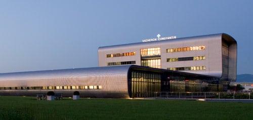 Altes Logo, moderne Architektur: die Manufaktur Plan-les-Quates