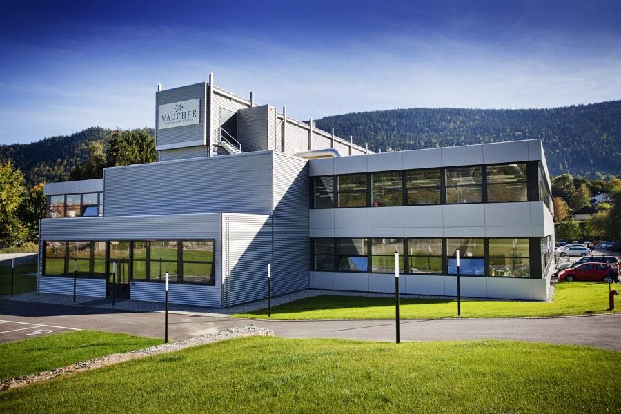In der Vaucher Manufacture in Fleurier entstehen neben den Parmigiani-Werken auch Werke für Hermès, Corum oder Richard Mille
