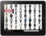 iPad Uhren Magazin Preisführer