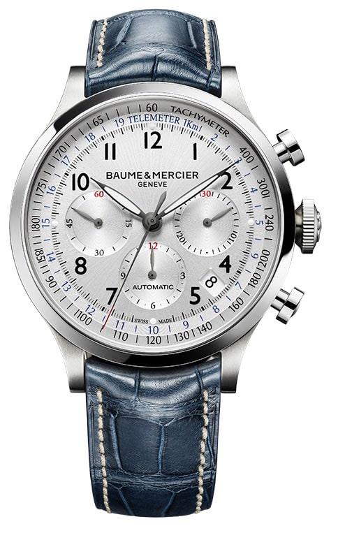Baume-et-Mercier Capeland Chronograph