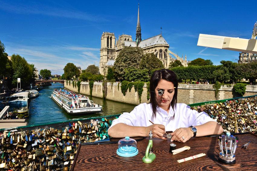 GP Young Watchmaker Paris