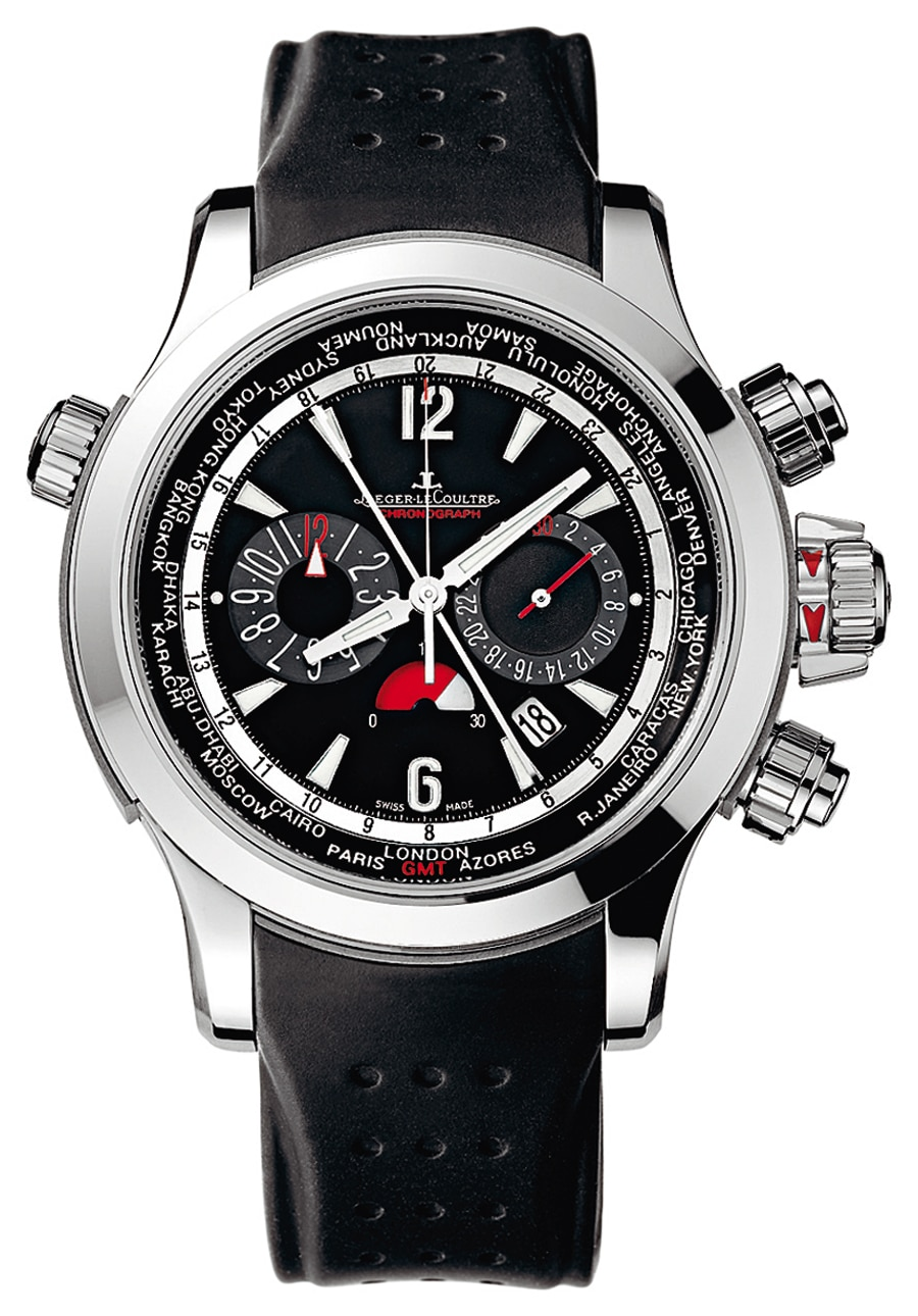 Jaeger-LeCoultre Mastercompressor Extreme World Chronograph