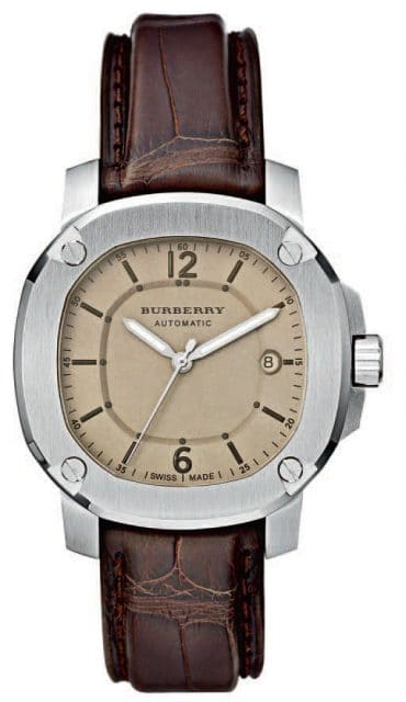 The Britain Automatic von Burberry Watches