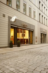 Glashütte Original: eigene Boutique in Dresden