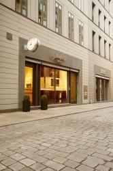 Glashütte Original: eigene Boutique in Dresden