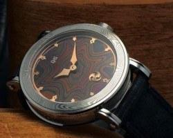 Uhren aus Damaszener-Stahl: die Nordic Seasonds von GoS Watches