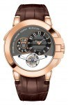 Das Ocean Tourbillon Big Date von Harry Winston