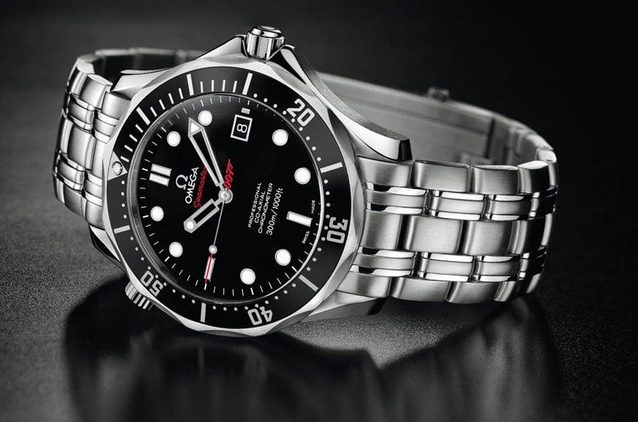 James Bond Seamaster Collectors Piece 2008
