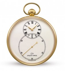 The Pocket Watch Ivory Enamel von Jaquet Droz