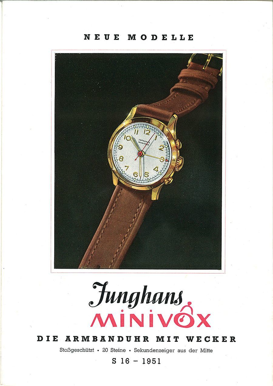 Junghans Minivox