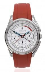 Segeluhr aus der Leinfelder Uhrenmanufaktur: die Meridian Antigua 2010