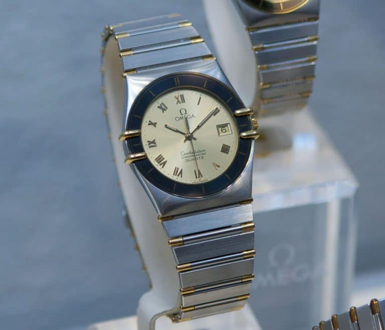 Omega Constellation 1982 replik uhr