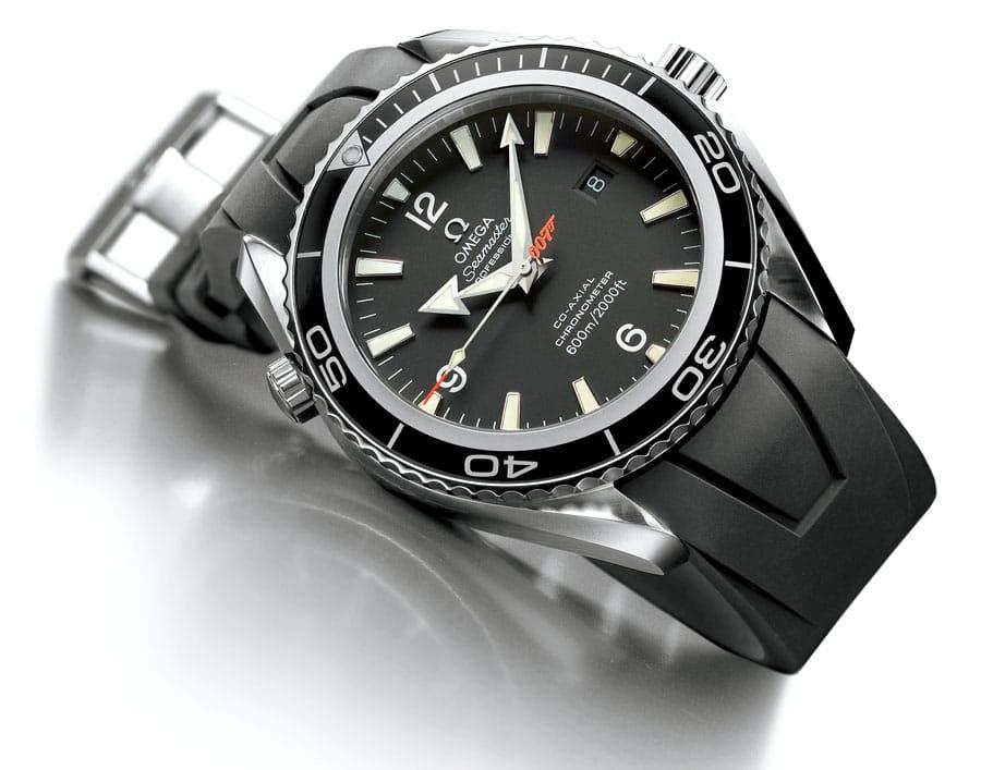 Omega Planet Ocean James Bond 2006