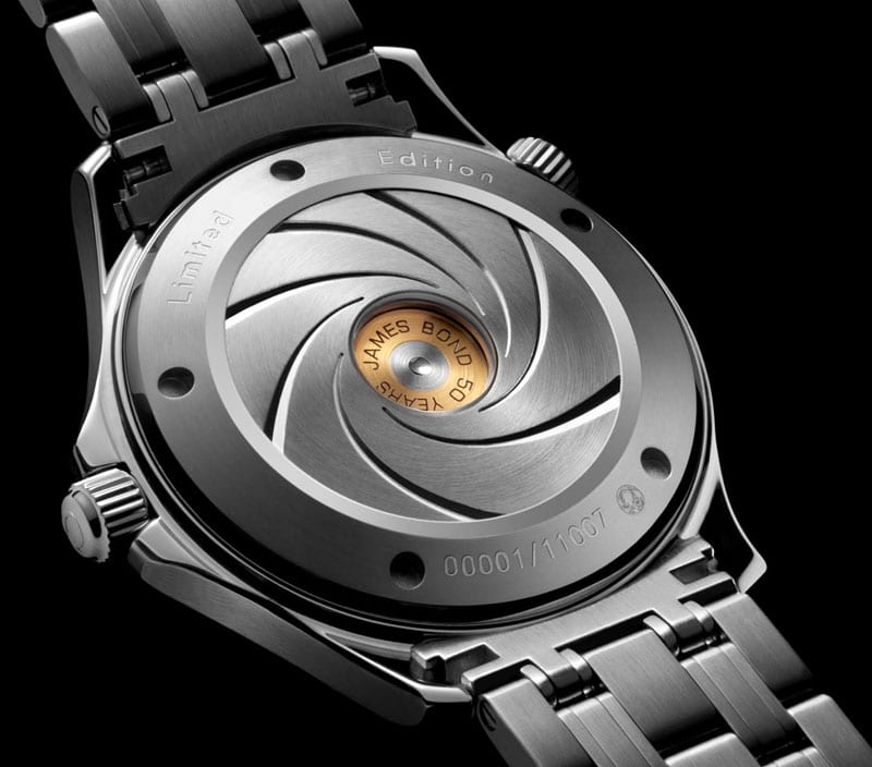 Omega_Seamaster James Bond 50_Back