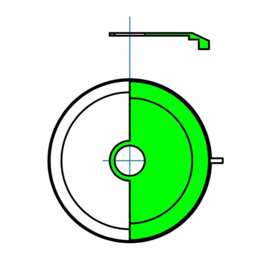 Berechnung Drehmoment bei Zentralrotor
