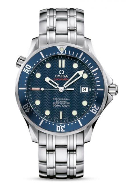 Die Seamaster Diver 2220.80.00 wurde 2006 von Daniel Craig getragen