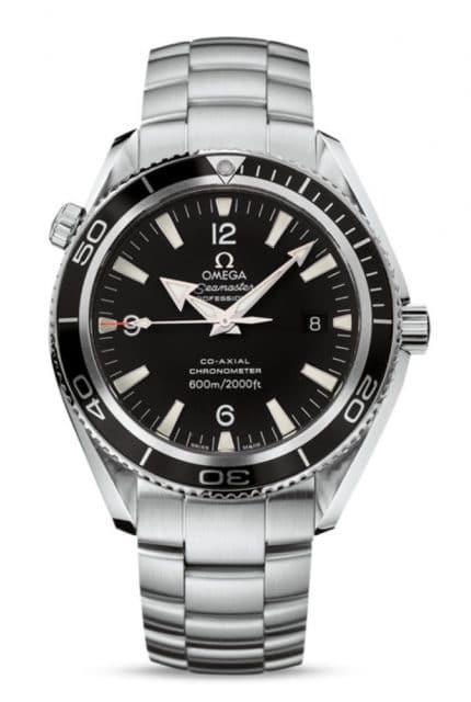 "Die Seamaster Planet Ocean 2201.50.00 trug Daniel Craig in ""Ein Quantum Trost"""