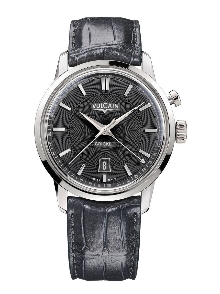 2015 vorgestellt: Die 50s Presidents' Watch im 42 Millimeter großen Edelstahlgehäuse
