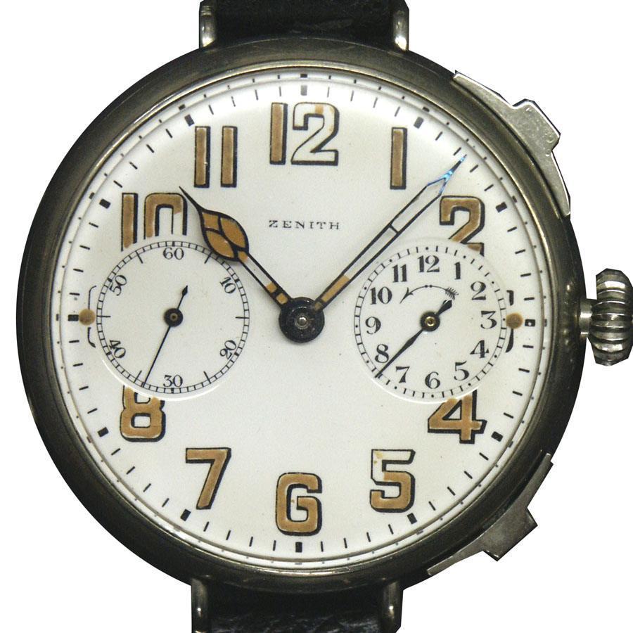 Armbandwecker von Zenith: Das Modell Alarm von 1920