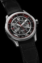 Aston Martin und Jaeger-LeCoultre: der Amvox 7 Chronograph