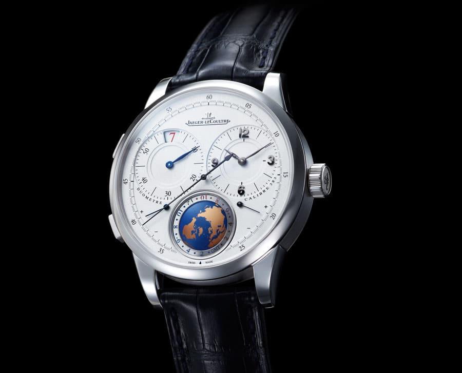 Die Duomètre Unique Travel Time von Jaeger-LeCoultre