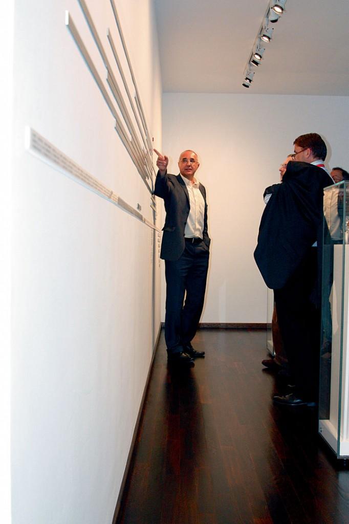 Museumsleiter Reinhard Reichel fesselt die Leser mit seinem immensen Wissen