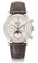 Christie's versteigerte die Patek-Uhr von Eric Clapton