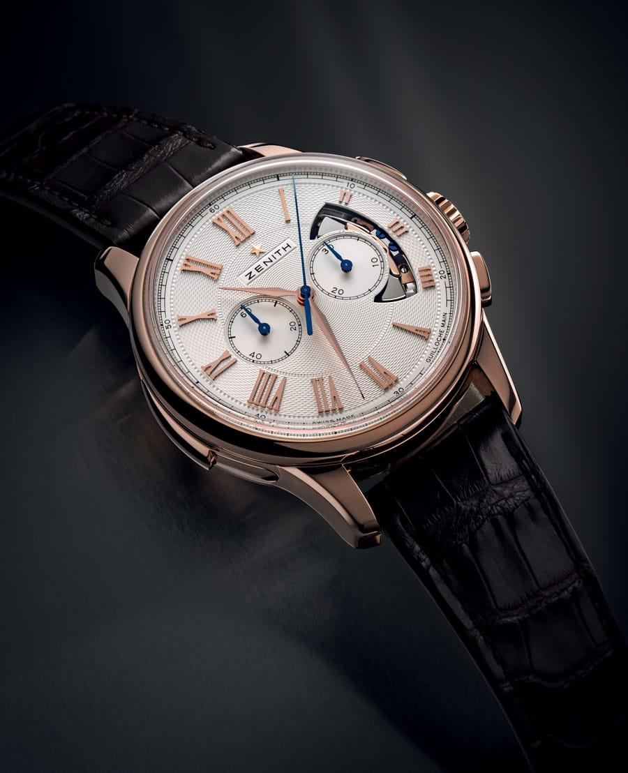 Zenith Academy Minute Repeater