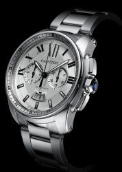 Der Calibre de Cartier Chronograph