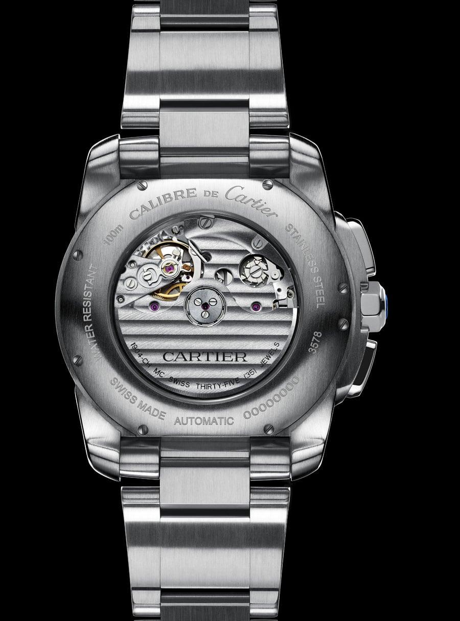 Calibre de Cartier Chronographe Movement 1904-CH MC