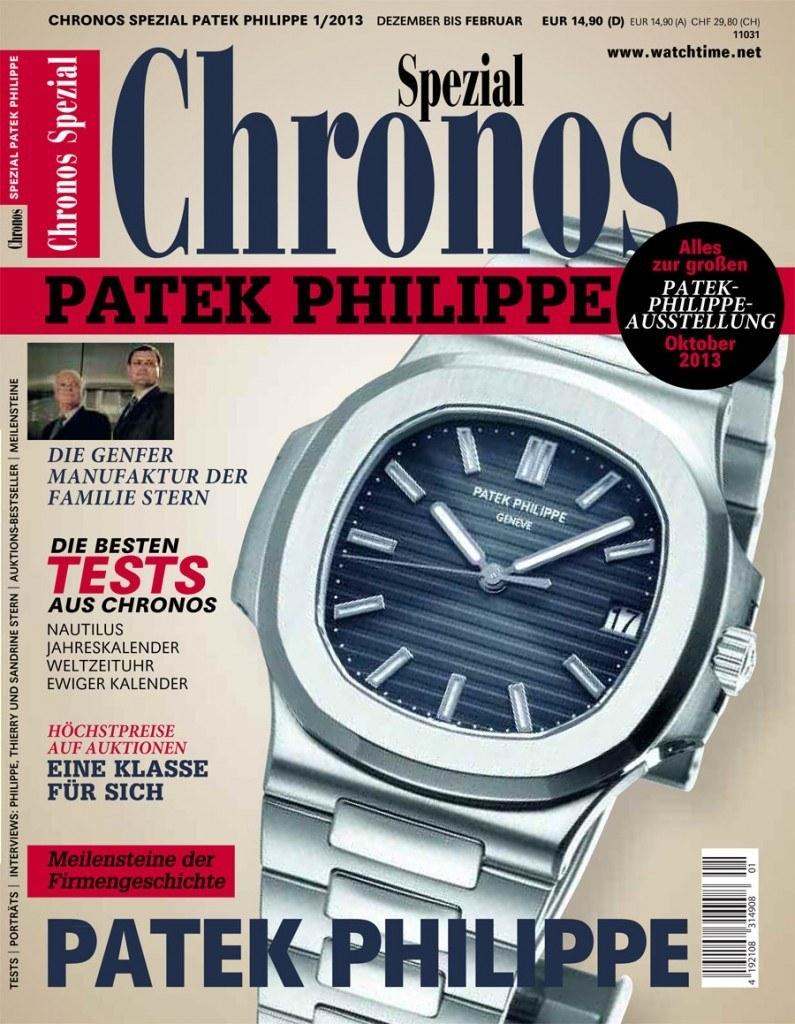 Chronos Spezial Patek Philippe