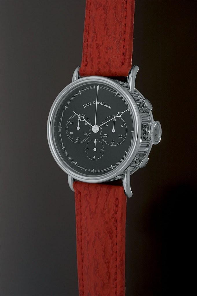 Die Valjoux Schaltradchronographen von René Kriegbaum
