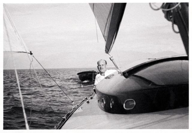 Vater des Breitling Navitimers: Willy Breitling
