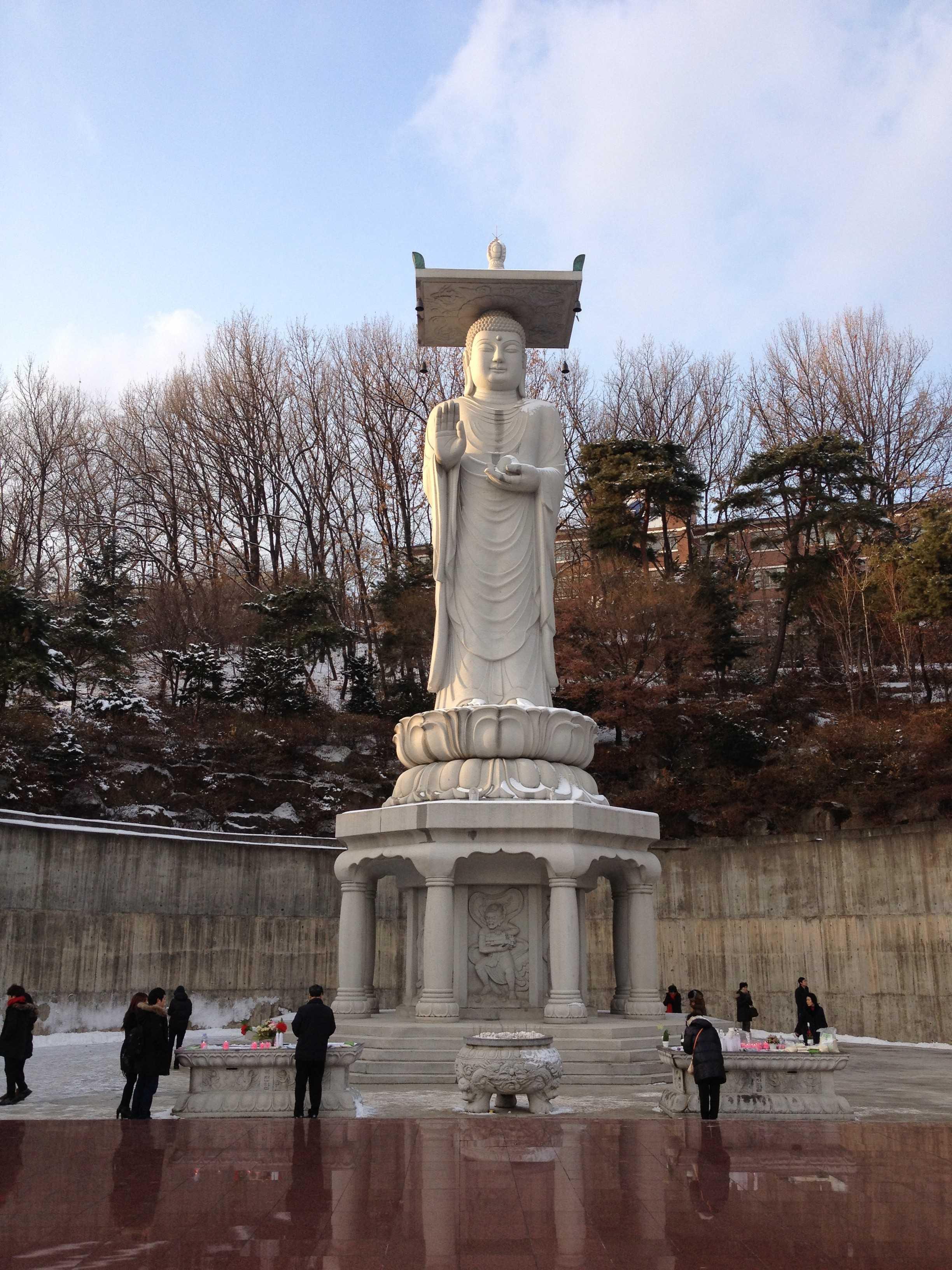 Buddha in Seoul