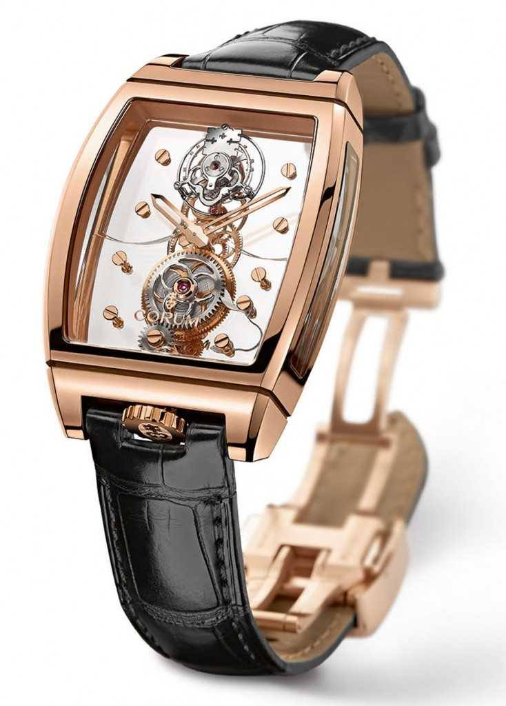Corum Golden Bridge Tourbillon Panoramique mood