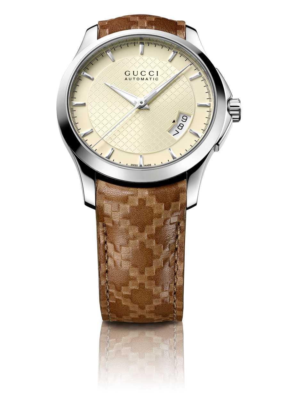 Die G-Timeless Automatic von Gucci
