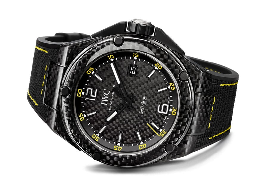 IWC_Ingenieur Automatic Carbon Performance