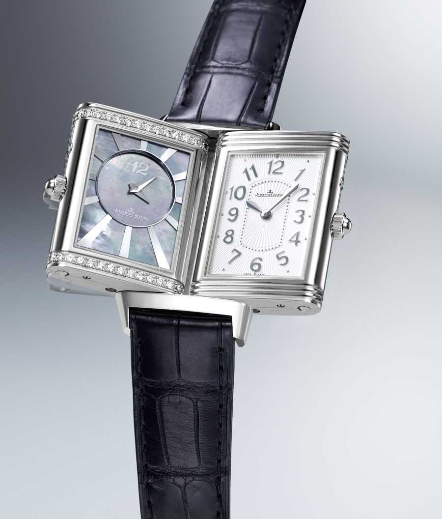 Jaeger-LeCoultre Grande Reverso Lady Ultra Thin Duetto Duo