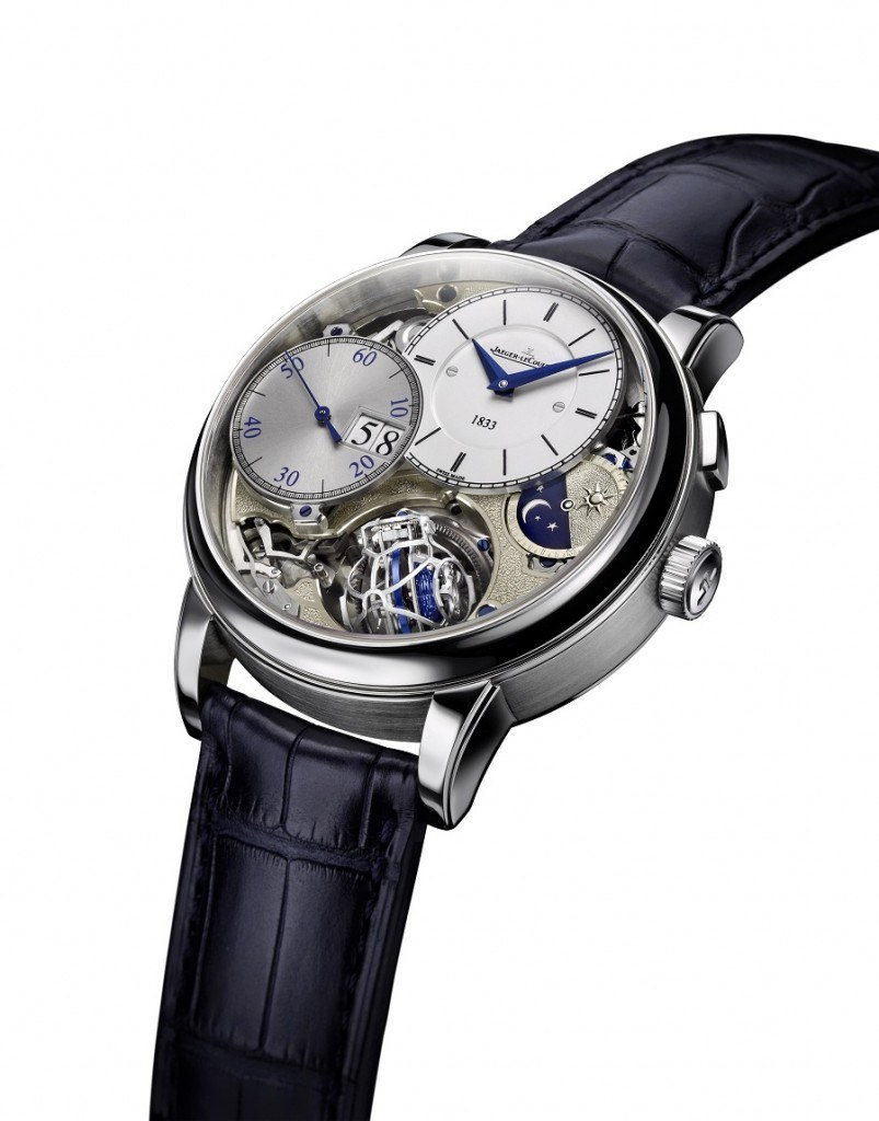 Die Master Grande Tradition Gyrotourbillon 3 Jubilee von Jaeger-LeCoultre