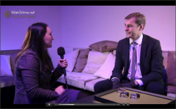 Piaget: Video-Interview SIHH 2014