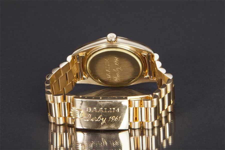 Rolex Day Date Referenz 1803 Detail