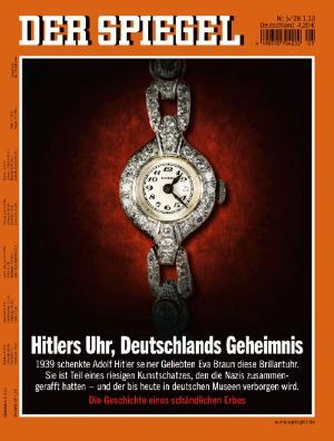 SPIEGEL Titel Hitler