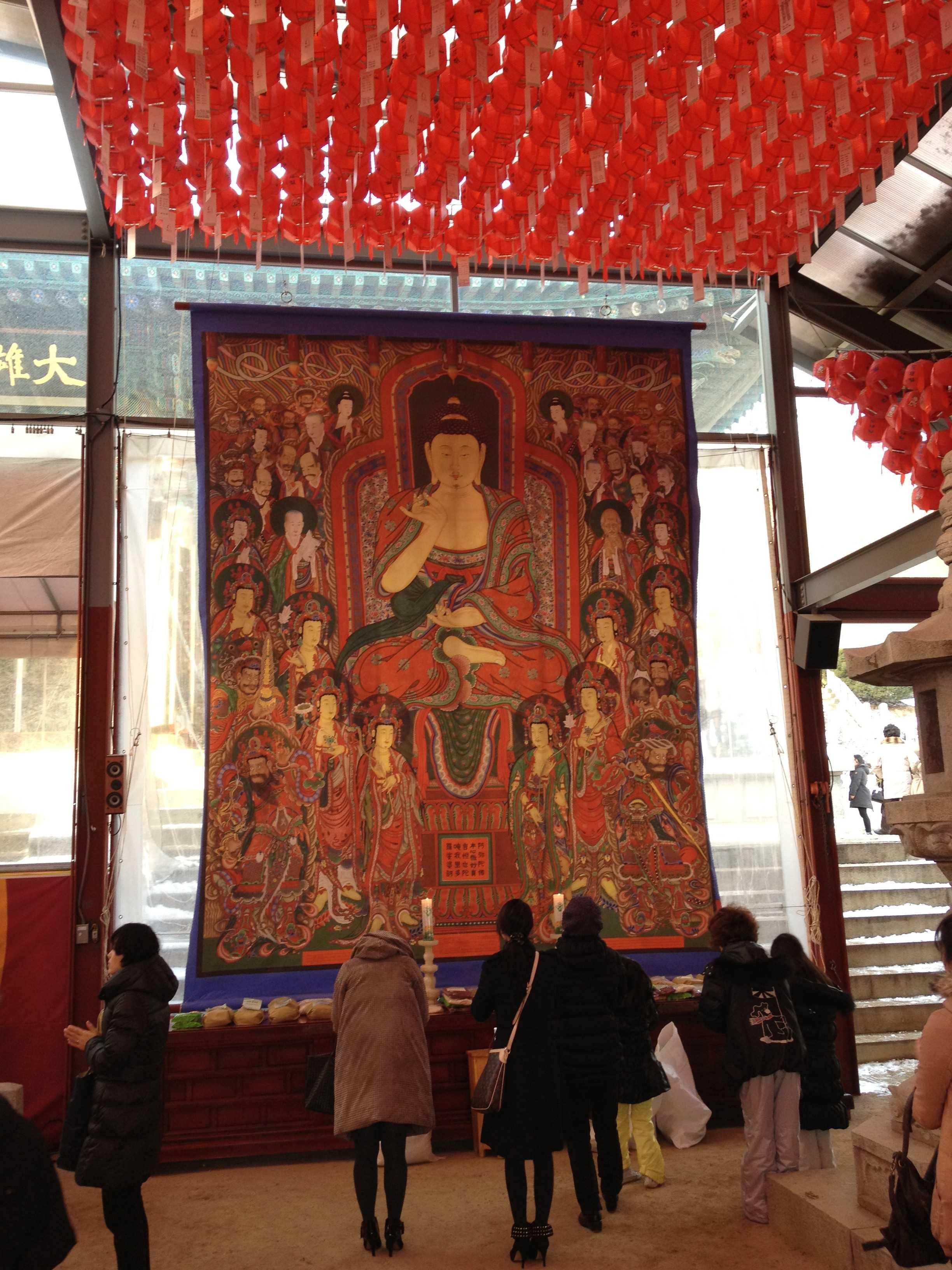 Tempel Seoul
