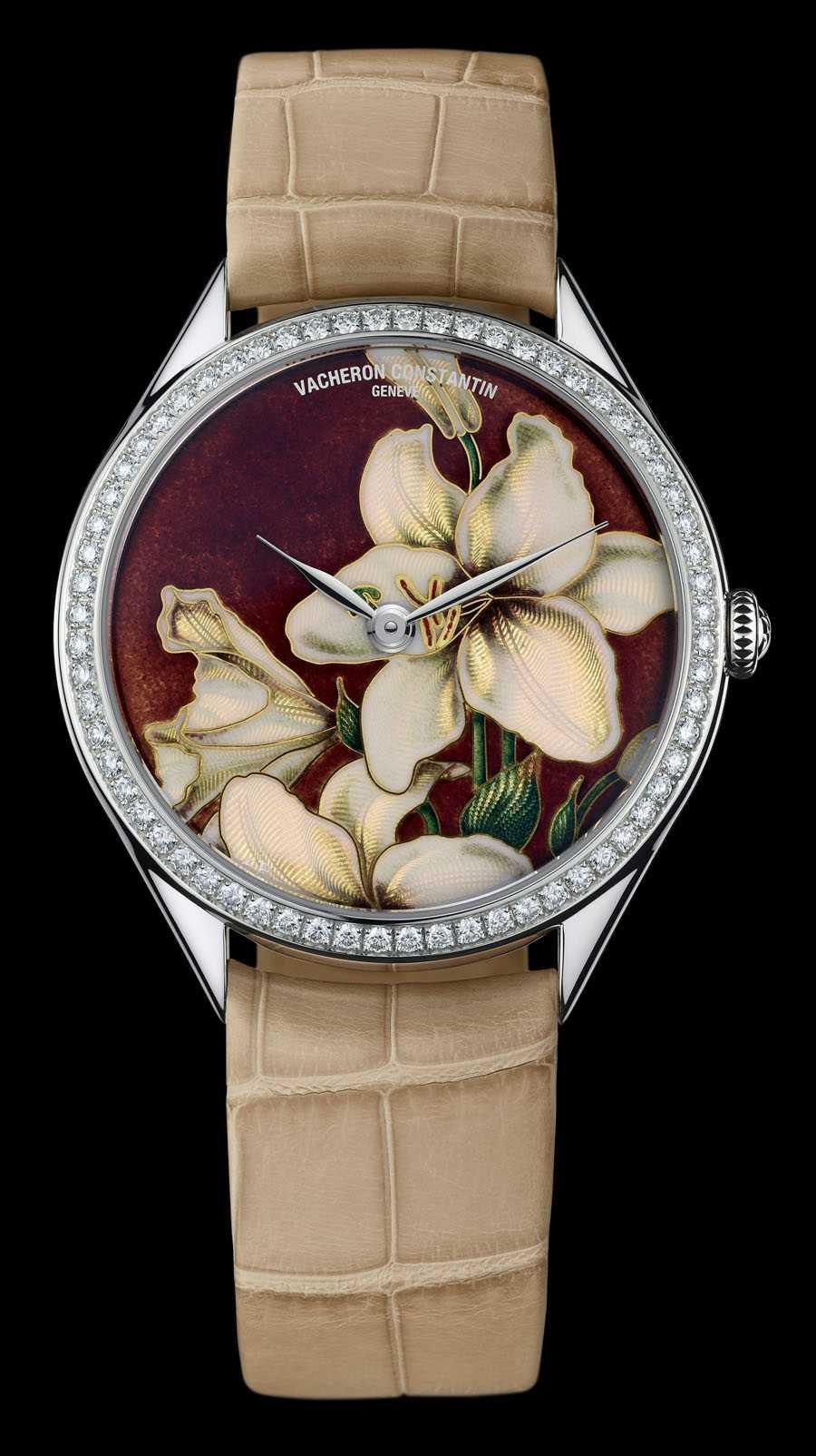 VC Metiers d Art – Florilege Modell Weiße Lilie