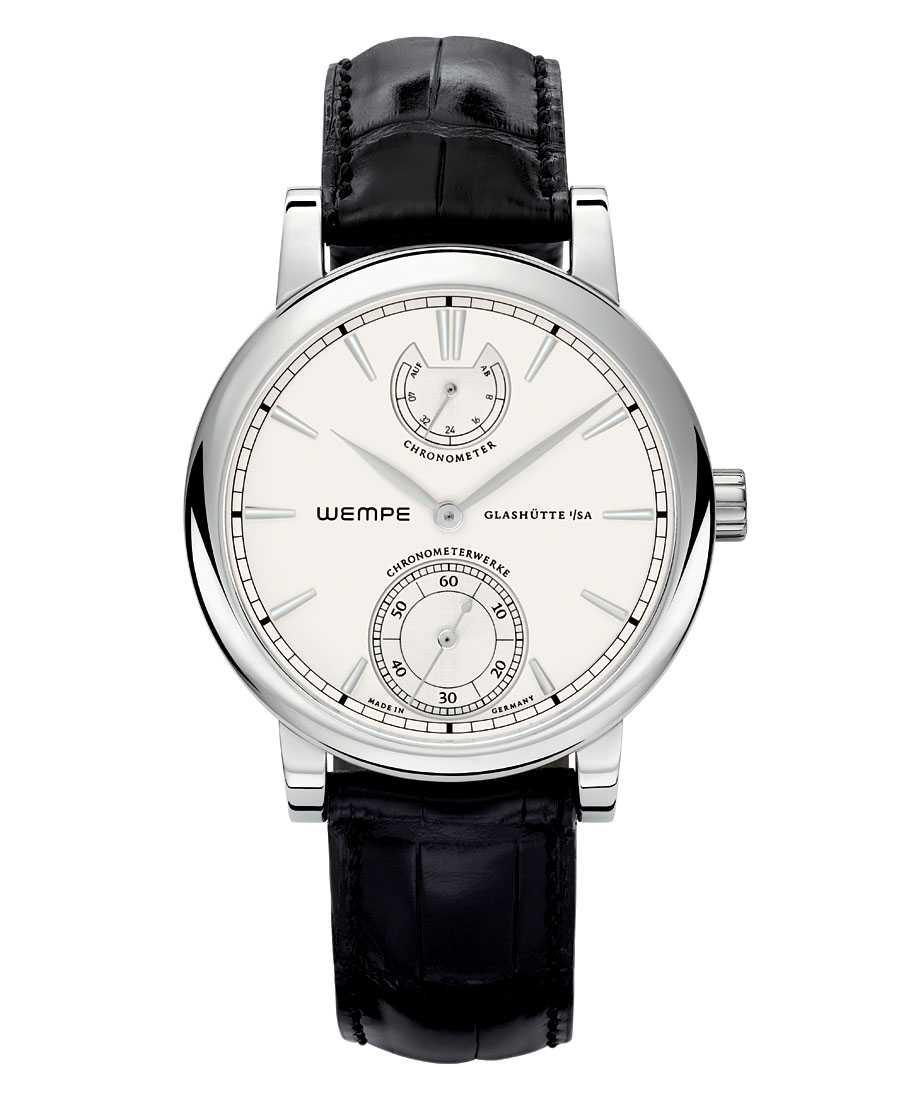 Wempes neues Armbandchronometer mit Limitierung