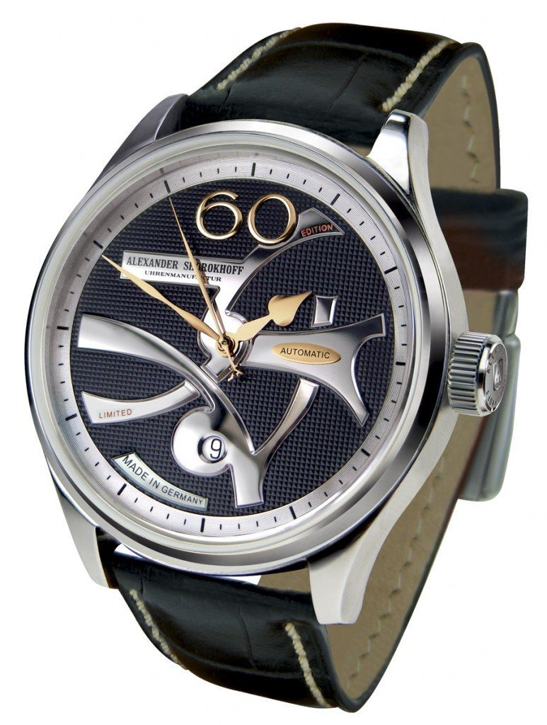 Alexander Shorokhoff AVANTGARDE Watch Dandy