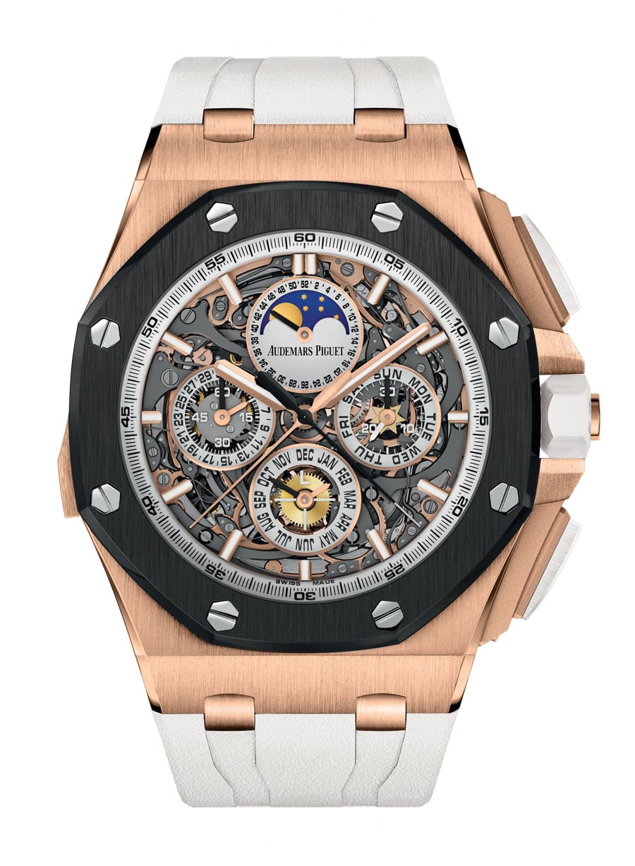 Audemars Piguet Royal Oak Offshore Grande Complication weiss