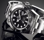 Chronos testet die Submariner Date