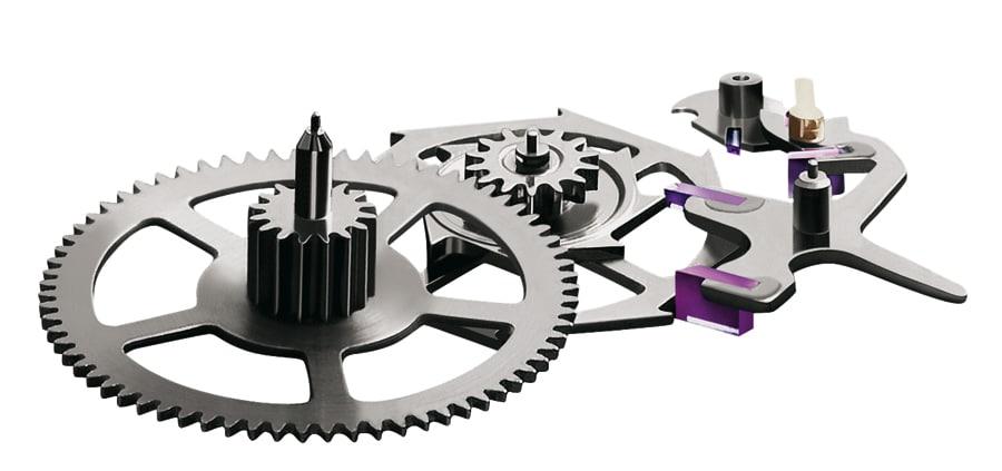 Omega hat seine gesamte Werkeproduktion auf die Co-Axial-Hemmung ausgerichtet
