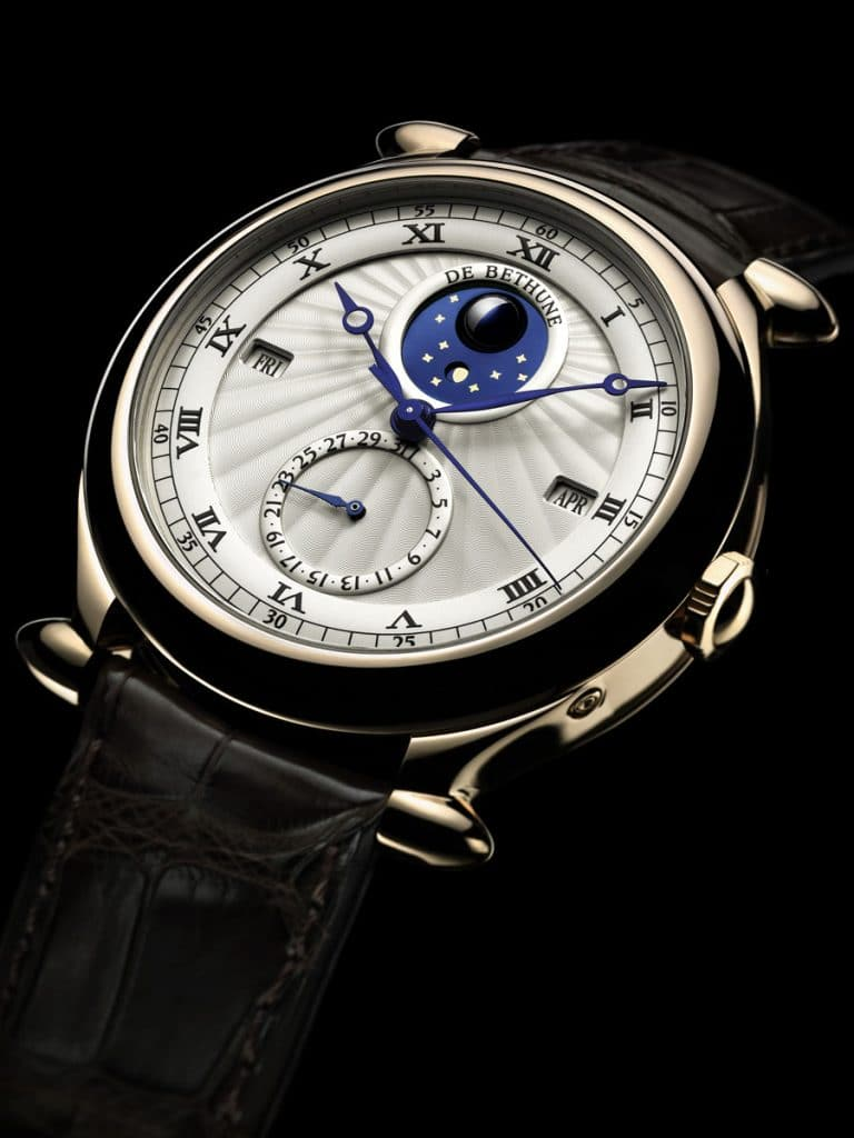 Die DB16 Tourbillon Regulator von De Bethune